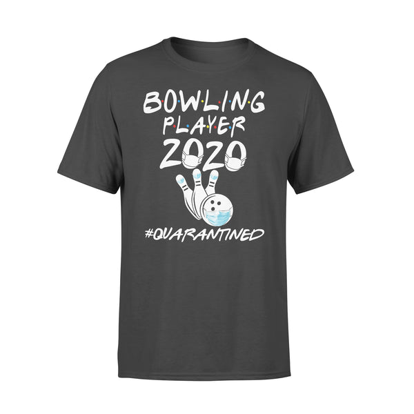 Bowling Player 2020 Quarantined Covid-19 L By AllezyShirt