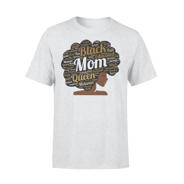 Black Educated Mom Queen Melanin Proud Juneteenth T-shirt XL By AllezyShirt
