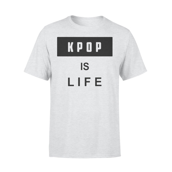 Official Kpop Is Life T-Shirt XL By AllezyShirt