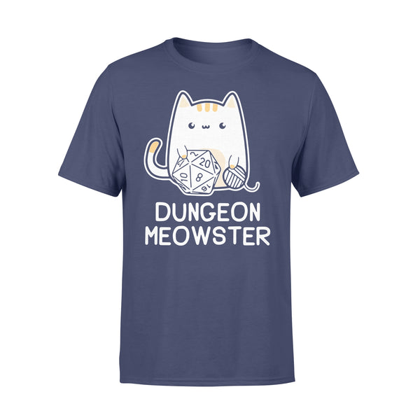 Cat Dungeon Meowster Shirt