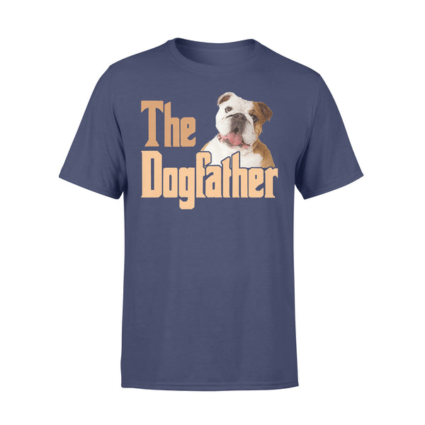 The Dog Father Bulldog T-shirt XL By AllezyShirt