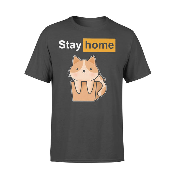 Cat Stay Home T-shirt