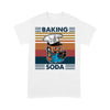 Baking Soda Vintage Retro T-shirt L By AllezyShirt
