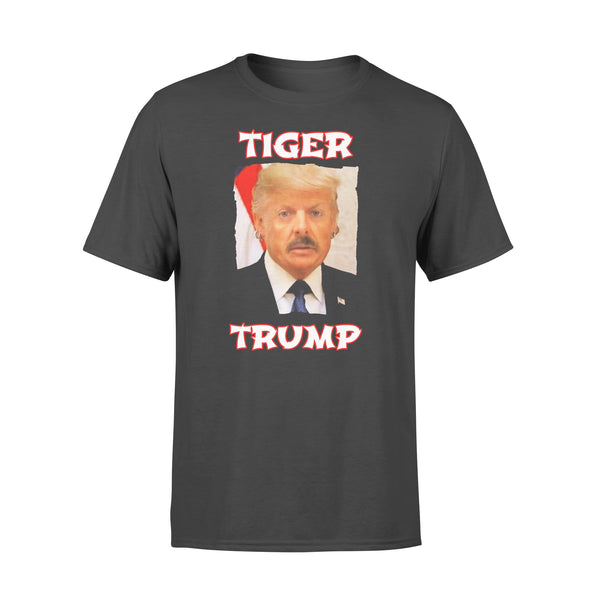 Tiger Trump Funny Shirt L By AllezyShirt