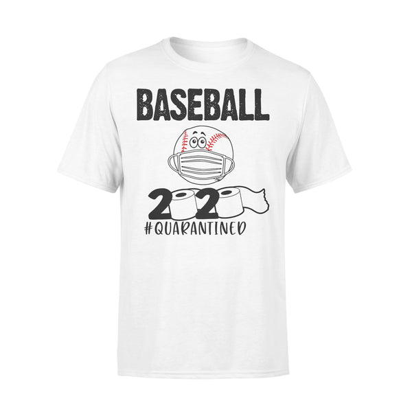 Baseball 2020 #quarantined Shirt L By AllezyShirt