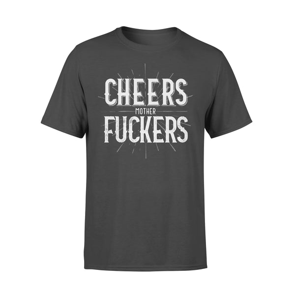 The Hugger Cheers Mother Fucker T-Shirt L By AllezyShirt