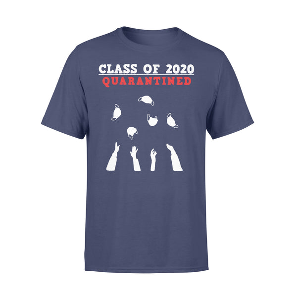 Class Of 2020 Quarantined T-shirt XL By AllezyShirt
