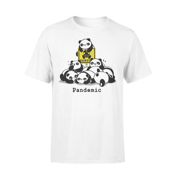 Cute Panda Pandemic T-shirt L By AllezyShirt