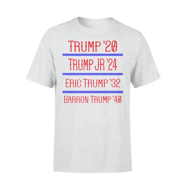 Trump Family '20 '24 '32 '40 T-shirt XL By AllezyShirt