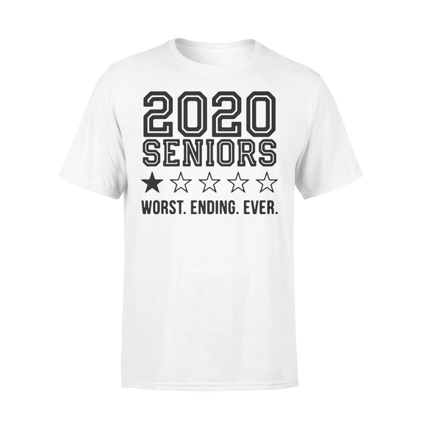2020 Seniors Worst Ending Ever T-Shirt L By AllezyShirt