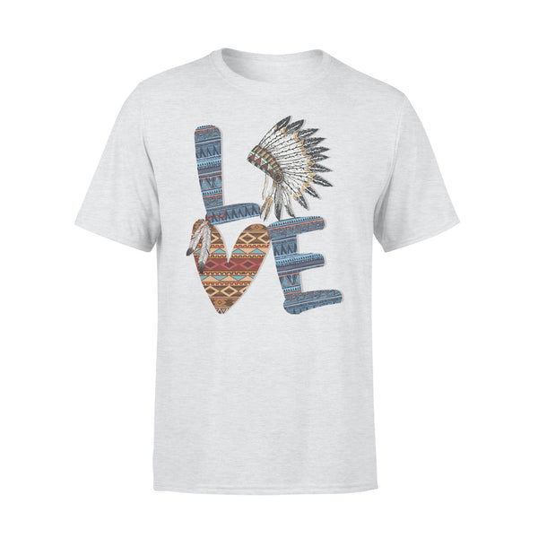 Love Native American Style T-shirt XL By AllezyShirt