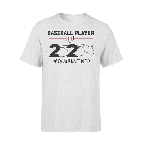 Baseball Player 2020 #quarantined Shirt