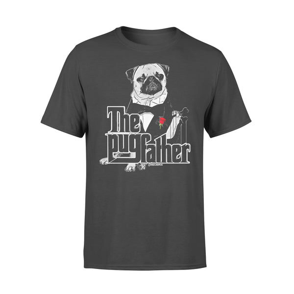 The Pugfather Father's Day T-shirt L By AllezyShirt