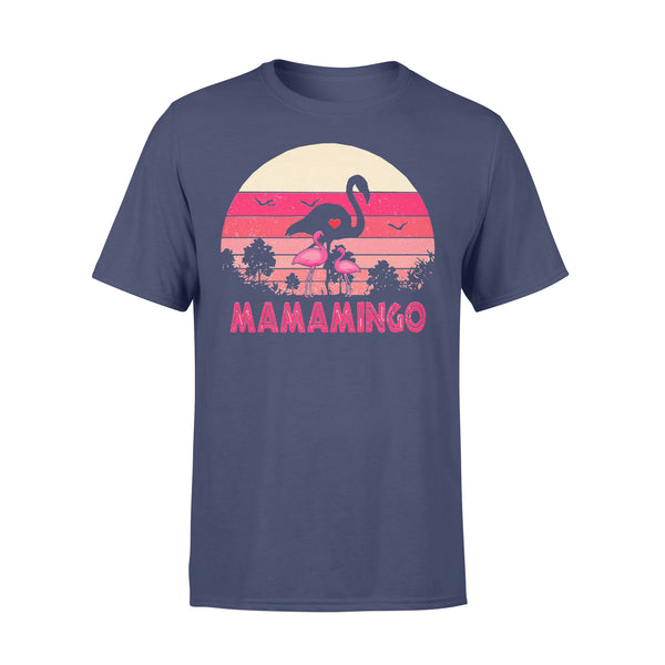 Flamingo Mamamingo Heart Vintage Shirt XL By AllezyShirt