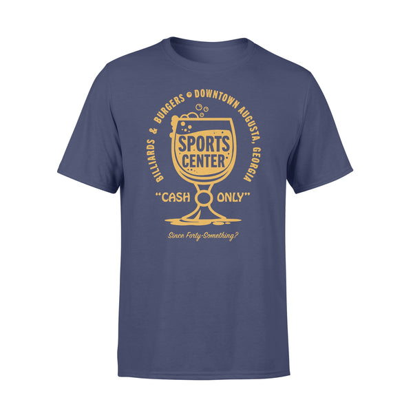 Sport Center Cash Only T-shirt XL By AllezyShirt