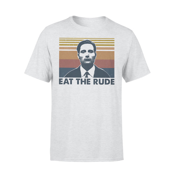 Eat The Rude Vintage Retro T-shirt XL By AllezyShirt
