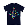 Guitar Christmas Light T-shirt M By AllezyShirt