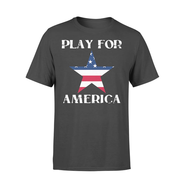 Play For America Shirt L By AllezyShirt