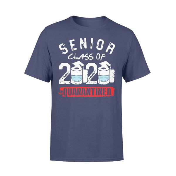 Senior Class Of 2020 Quarantine Graduation Toilet Papers Shirt XL By AllezyShirt