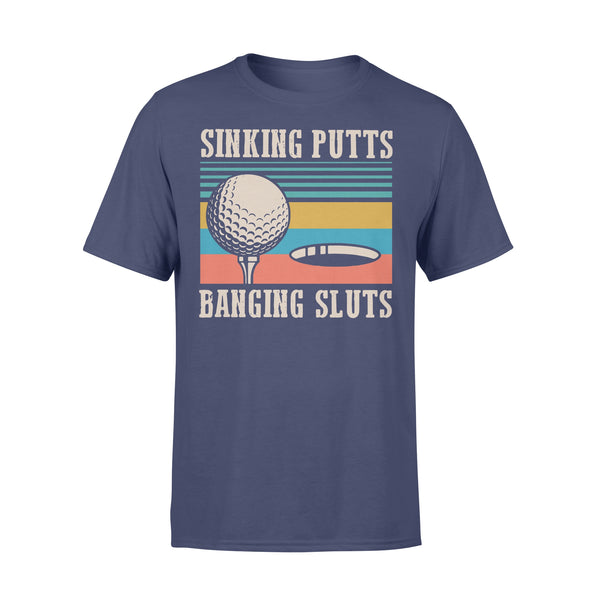 Sinking Putts Banging Sluts Vintage XL By AllezyShirt