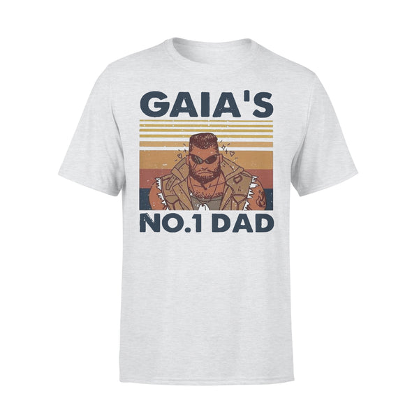 Gaia'S No1 Dad Vintage T-shirt XL By AllezyShirt