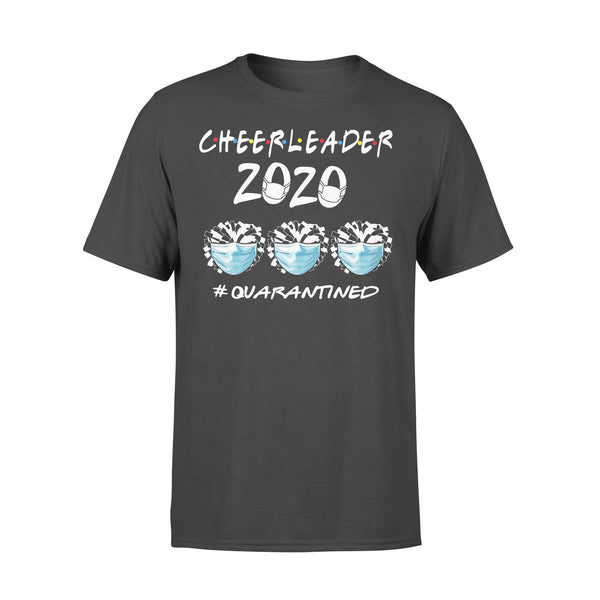 Cheerleader 2020 #quarantined Shirt L By AllezyShirt