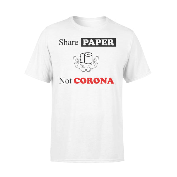 Share Paper Not Corona L By AllezyShirt
