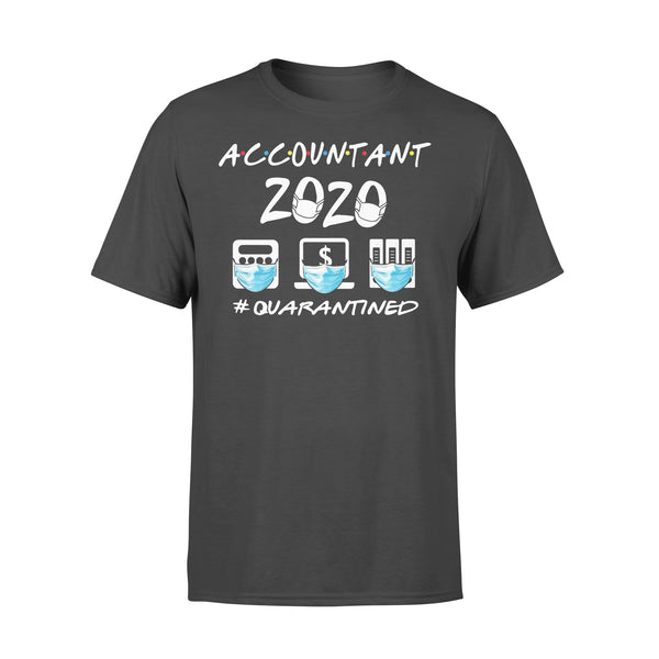 Accountant 2020 #quarantined Shirt L By AllezyShirt