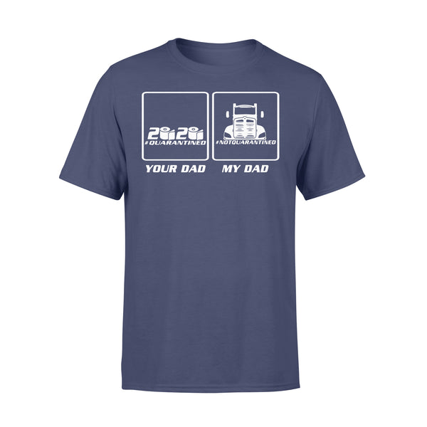 My Dad Truck Driver T-shirt XL By AllezyShirt