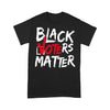 Black Voters Matter T-shirt S By AllezyShirt