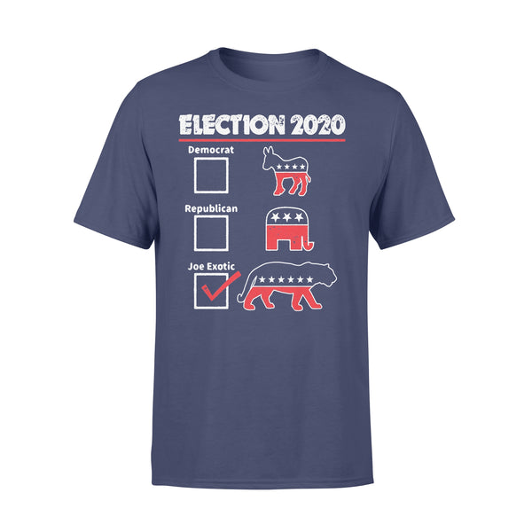 Election 2020 Democrat Republican Joe Exotic Shirt XL By AllezyShirt