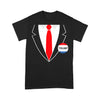 Donald Trump Lazy Suit 2020 T-shirt S By AllezyShirt