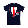 Donald Trump Lazy Suit 2020 T-shirt M By AllezyShirt