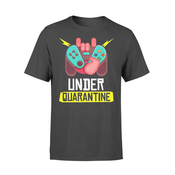 Gamer Under Quarantine T-shirt L By AllezyShirt