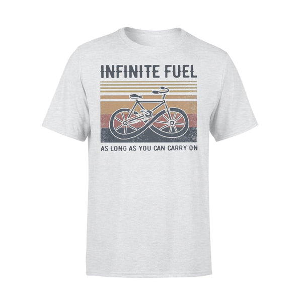 Infinite Fuel As Long As You Can Carry On Vintage T-shirt XL By AllezyShirt