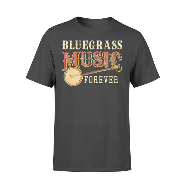 Bluegrass Music Forever Banjo Shirt L By AllezyShirt