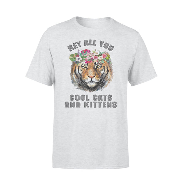 Joe Exotic Tiger Hey All You Cool Cats Shirt XL By AllezyShirt