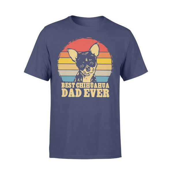 Best Chihuahua Dad Ever Vintage T-shirt XL By AllezyShirt