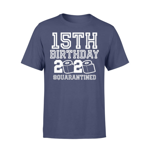 15Th Birthday 2020 Quarantine T-shirt