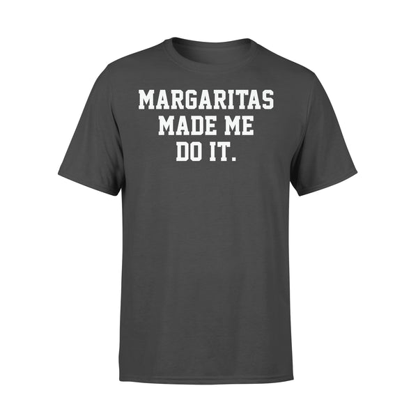 Margaritas Made Me Do It T-shirt L By AllezyShirt