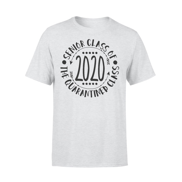 Seniors Class Of The Quarantined Class 2020 Shirt XL By AllezyShirt