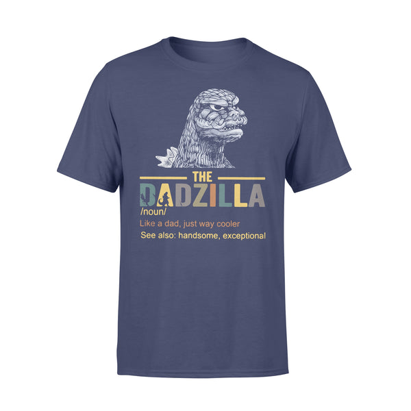 The Dadzilla Like A Dad Just Way Cooler T-shirt XL By AllezyShirt