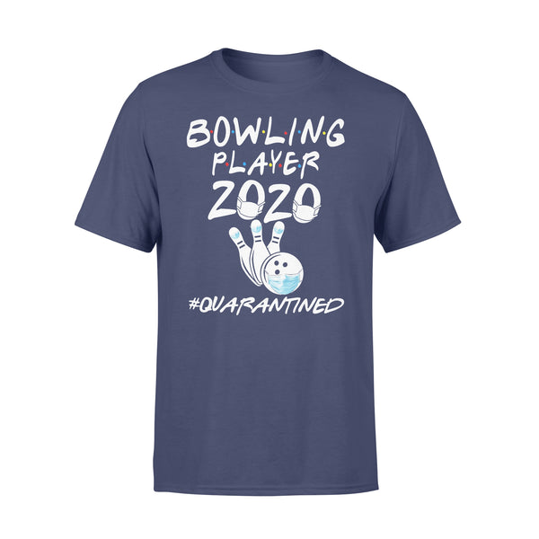 Bowling Player 2020 Quarantined Covid-19 XL By AllezyShirt