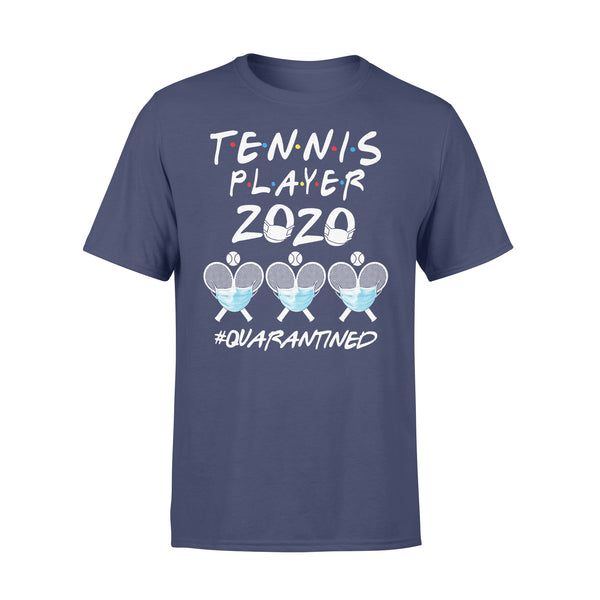 Tennis Player 2020 Quarantined Covid-19 XL By AllezyShirt