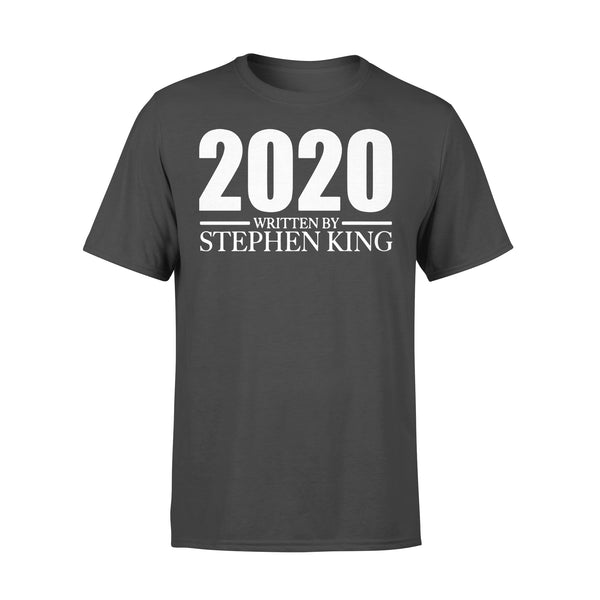 2020 Written By Stephan King T-shirt L By AllezyShirt