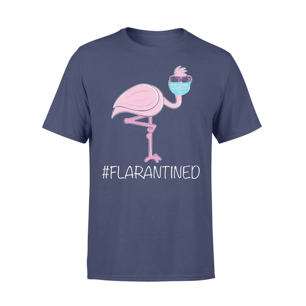 Flamingo Quarantine Flarantined T-shirt XL By AllezyShirt