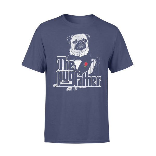 The Pugfather Father's Day T-shirt XL By AllezyShirt