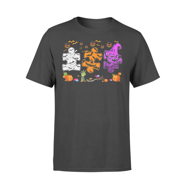 Autism Pieces Halloween Costume T-shirt L By AllezyShirt