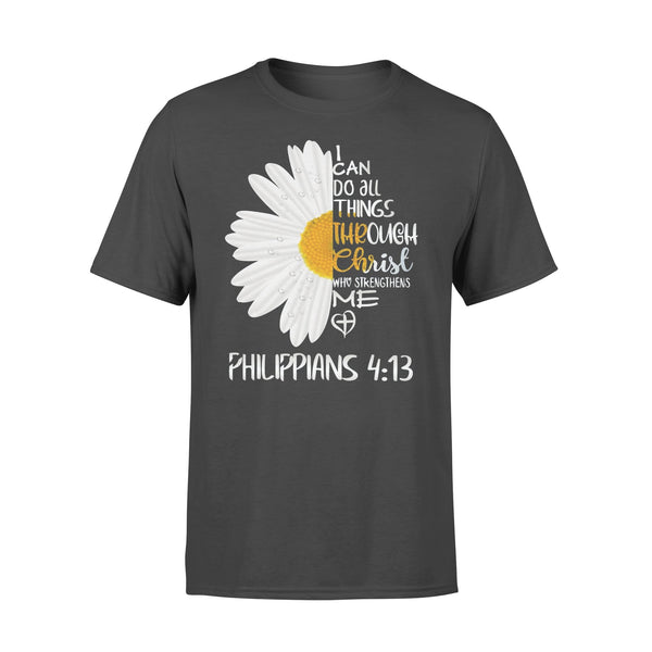 I Can Do All Things Daisy Shirt L By AllezyShirt