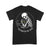 Black Cat Skeleton You Make Me Feel Alive T-shirt